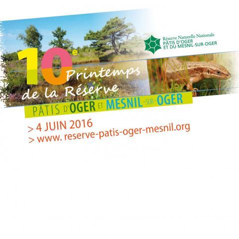 10 ans réserve naturelle